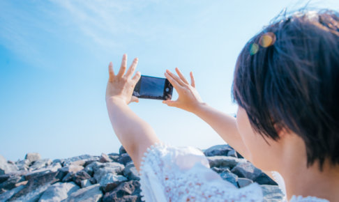 iPhoneで撮った写真に現在位置情報を付けない方法と消す方法!